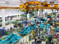 Company Profile : Manufacturing and Quality ___KOBELCO Construction